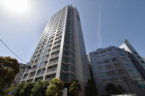 Exterior of Park Tower Shibakoen
