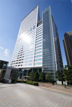 Exterior of Odakyu Southern Tower