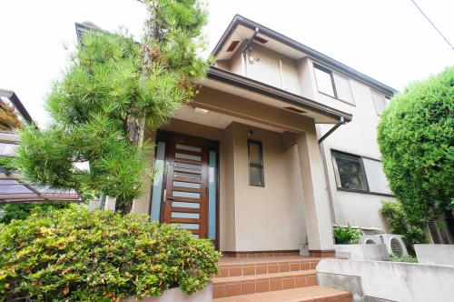Exterior of Nakamachi House