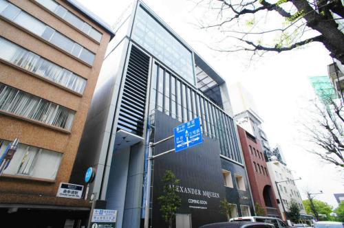 Exterior of TS Aoyama Building