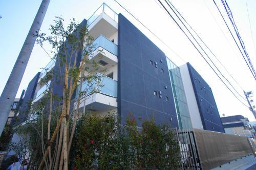 Exterior of ガーデン原宿