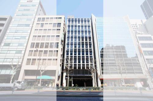 Exterior of Uchisaiwaicho ichi Building