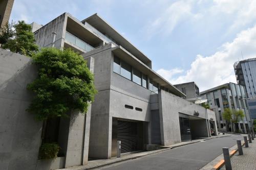 Exterior of Forest Plaza Omotesando