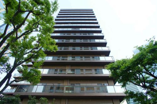 Exterior of Nishi-Shinjuku Park Side Tower