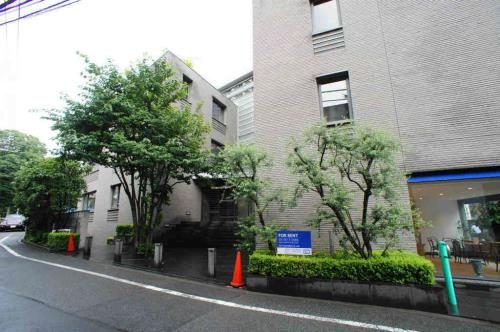 Exterior of グリーンコア広尾