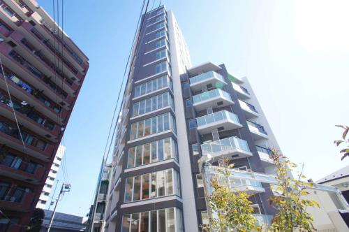 Exterior of MIREA Minami-Aoyama