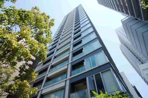 Exterior of Imprest Tower Shibaura Air Residence