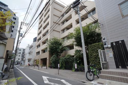 Exterior of J Park Meguro 4