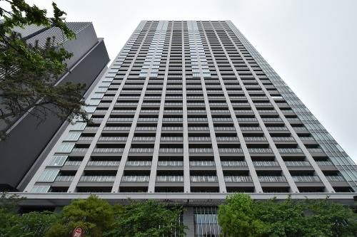 Exterior of Park Court Chiyoda Fujimi The Tower