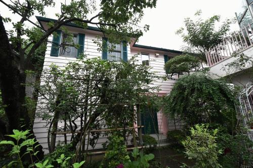 Exterior of Ebisu 3-chome H House