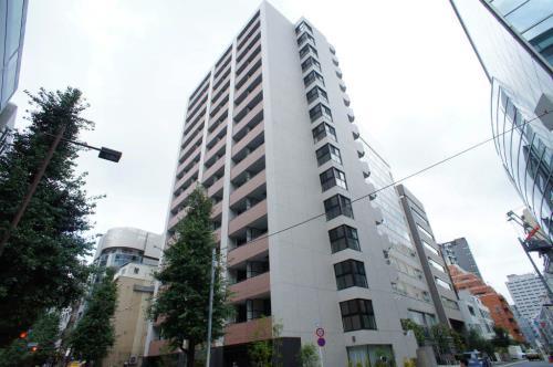 Exterior of PARK HABIO Hirakawacho