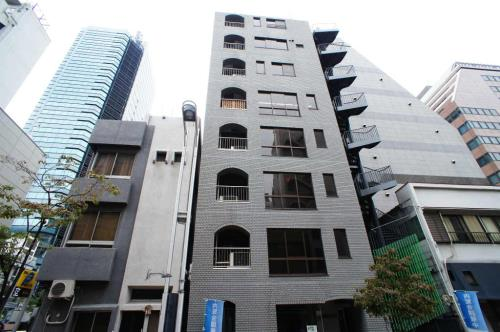 Exterior of Hamamatsucho West Building