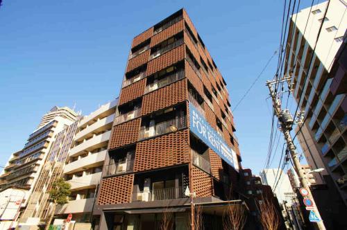 Exterior of KDX Residence Akasaka
