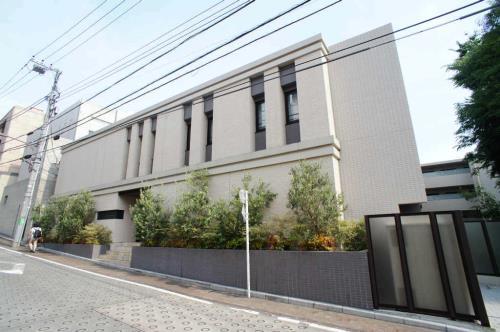 Exterior of オープンレジデンシア広尾Ⅱ