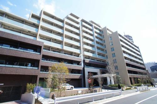 Exterior of Park Axis Ikedayama