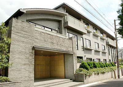 Exterior of Hiroo Grand Hills