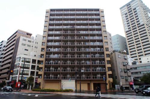 Exterior of パークハビオ飯田橋