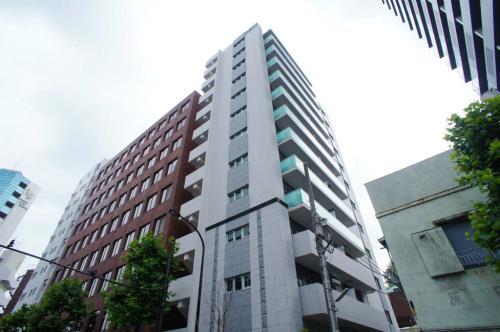 Exterior of 神谷町レジデンス壱番館