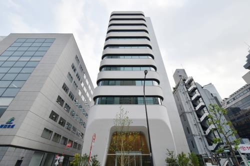 Exterior of DLX Building