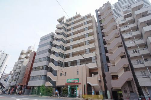 Exterior of KANZE SHIBAURA RESIDENCE