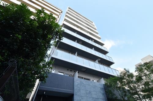 Exterior of RESIDIA Shirokane-Takanawa 2