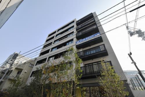 Exterior of KDX Residence Ebisu