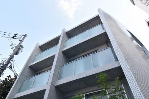 Exterior of Court Modelia Roppongi