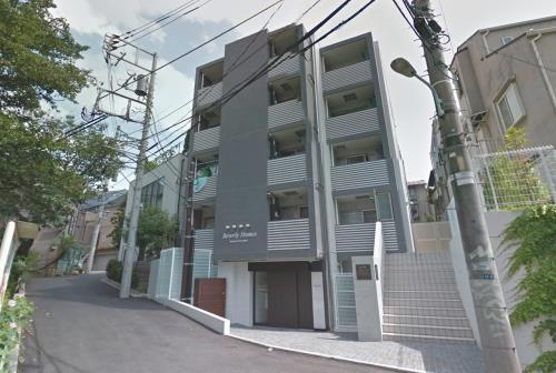 Exterior of Beverly Homes DAIKANYAMA