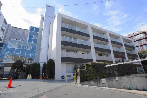 Exterior of URシャレール広尾