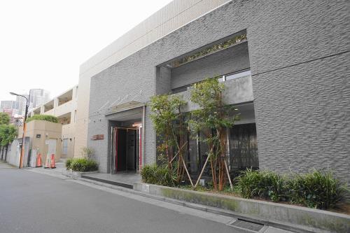 Exterior of Residia Nishi-shinjuku 2