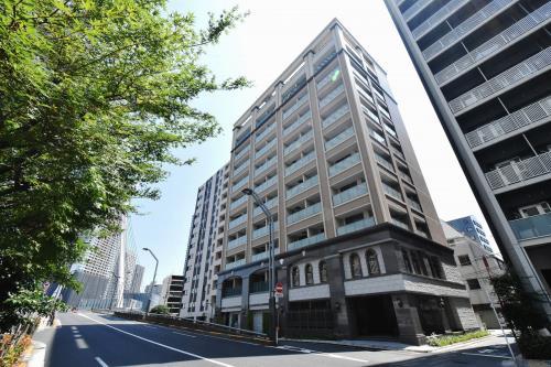Exterior of Grand Palace Tokyo Yaesu Avenue