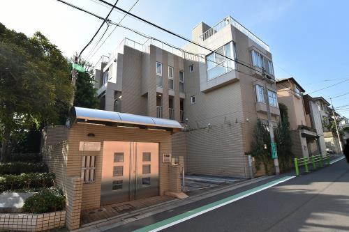 Exterior of Sebon Nakameguro