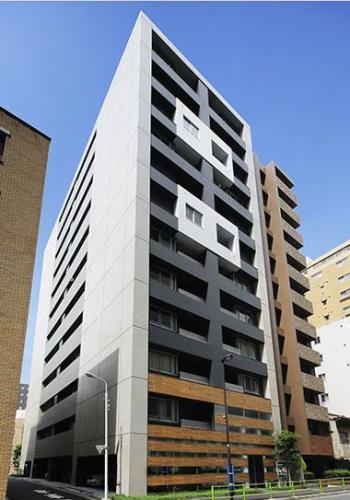 Exterior of Comforia Shinkawa