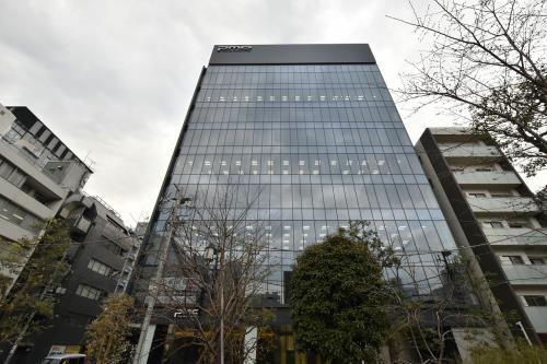 Exterior of PMO Nishi-shinbashi