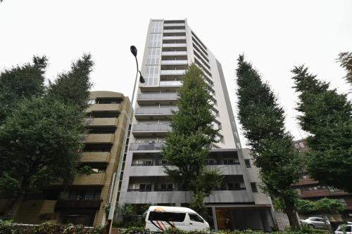 Exterior of REX Shirokane