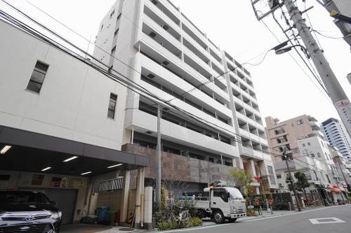 Exterior of ALIVIO Nishi-Azabu