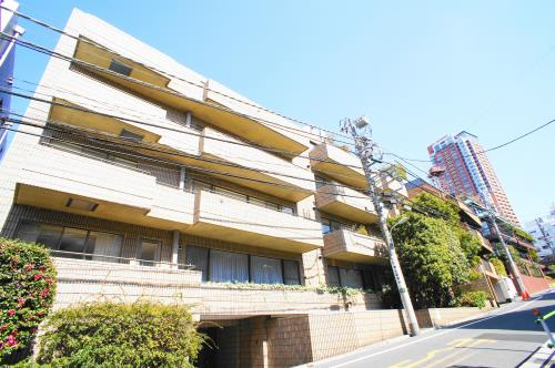 Exterior of Nishiazabu Regency