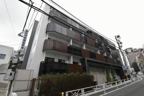 Exterior of Axcelis Shibuya Nanpeidai