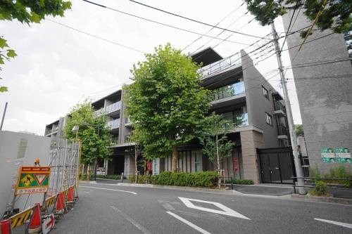 Exterior of Garden Hills Yotsuya Geihin no mori