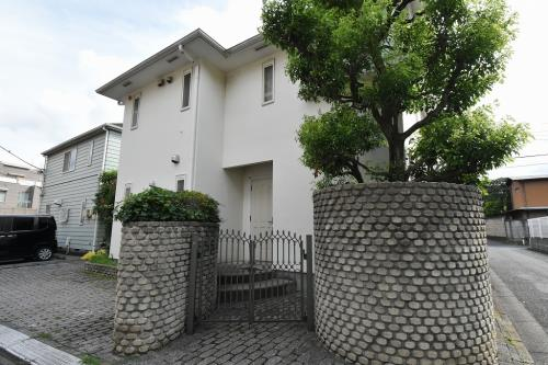 Exterior of Daita Garden House