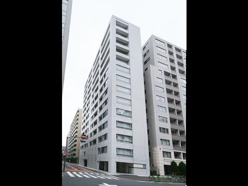 Exterior of Ningyocho Duplex R's