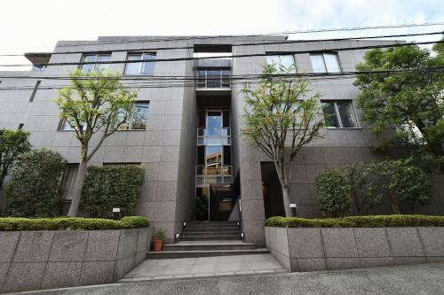 Exterior of Nishiazabu Grand Hills
