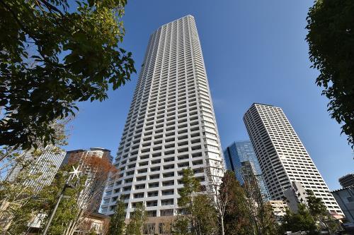 Exterior of ザ・パークハウス西新宿タワー60