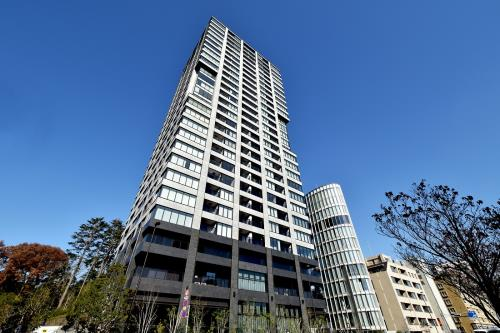 Exterior of City Tower Shirokane