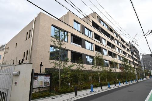 Exterior of The Parkhouse Gran Minami-aoyama-takagicho