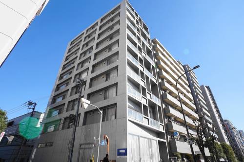Exterior of Residia Meguro 3