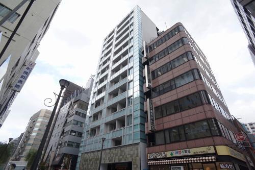 Exterior of MIREA COURT GINZA Premier