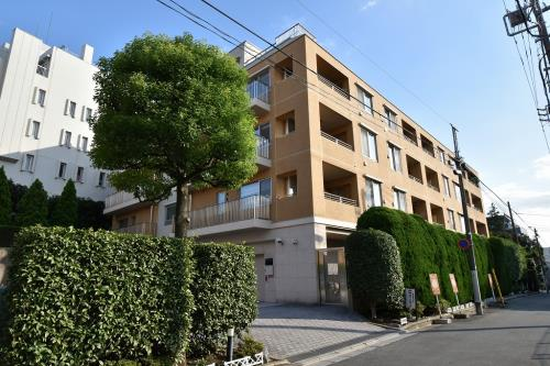 Exterior of Park Court Minami-aoyama Hilltop Residence