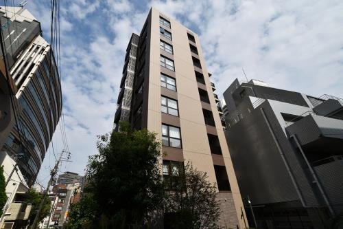 Exterior of Park Axis Iidabashi Residence