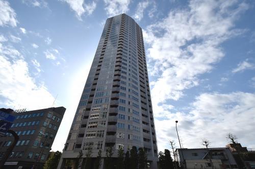 Exterior of Proud Tower Shirokanedai